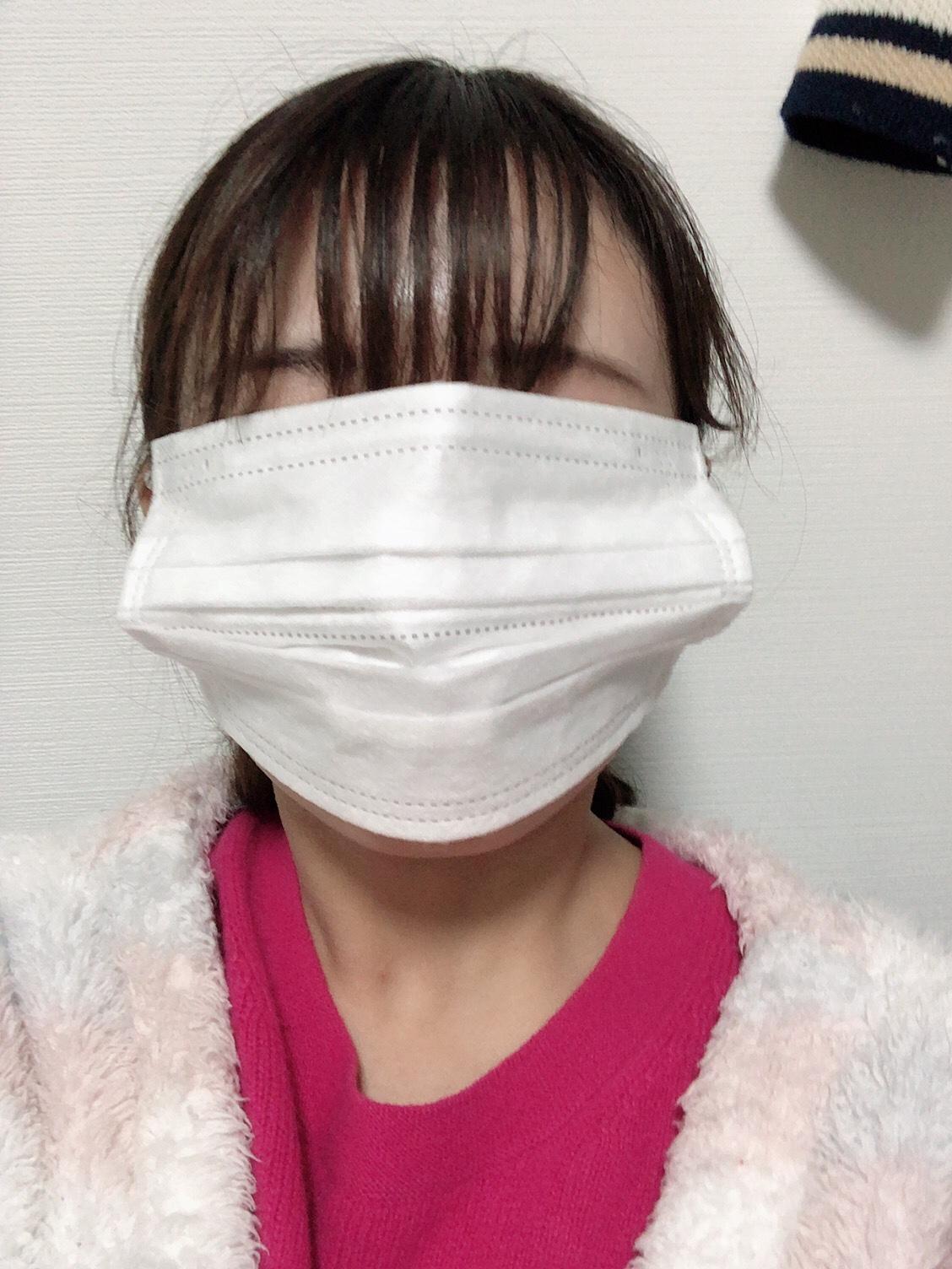 立花このみとマスク